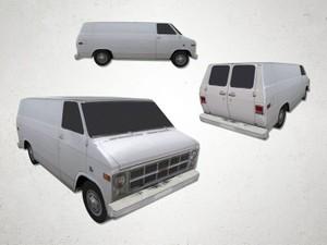 Van - 3D Model