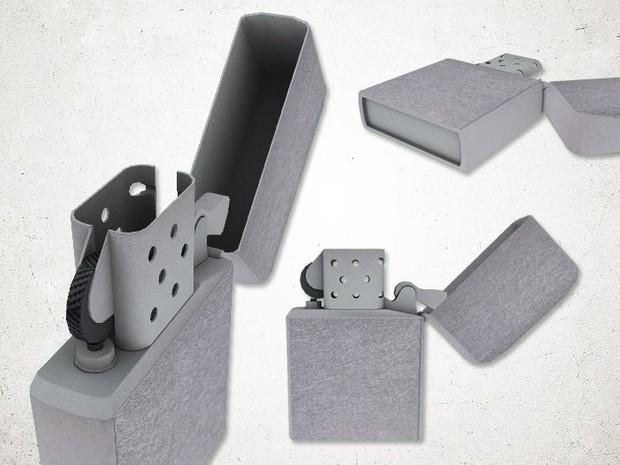 Lighter 2 - 3D Model