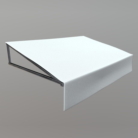 Awning - low poly PBR 3d model