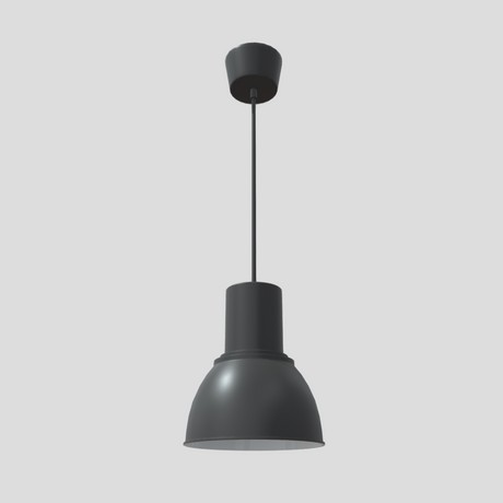 Ceiling Lamp 6 - low poly PBR 3d model