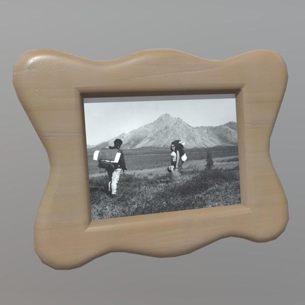 Picture Frame 2 - 3D Model