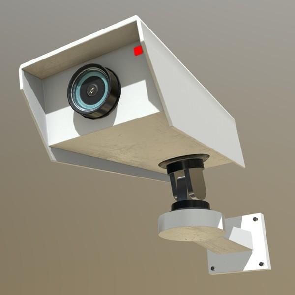 Camera - PBR 3D Model