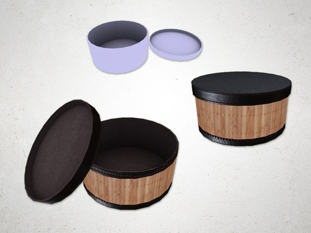 Deco Box - 3D Model