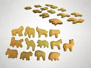 Cracker - 3D Model