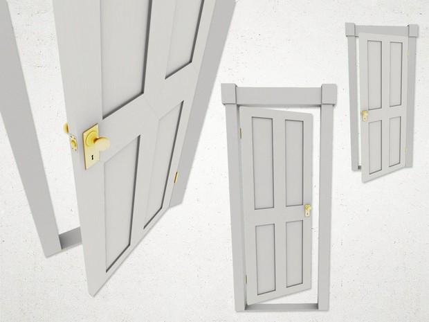 Door - 3D Model
