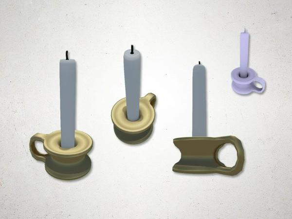 Candle Holder - 3D Model