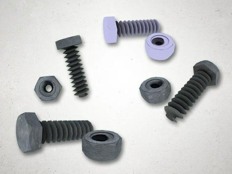 Bolt n Nut - 3D Model