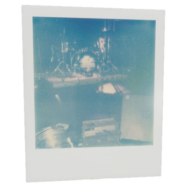 Polaroid (drum kit) - PBR 3D Model