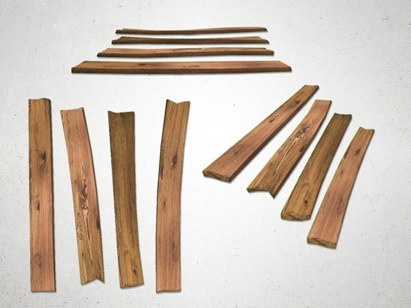 Planks - 3D Model