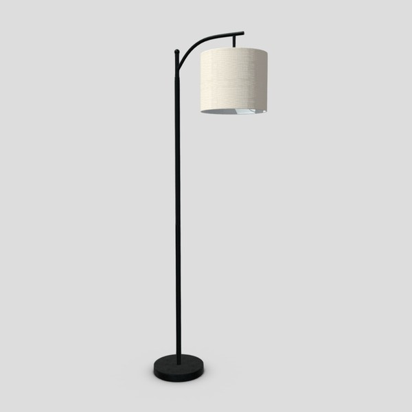 Standing Lamp 3 - low poly PBR 3d model