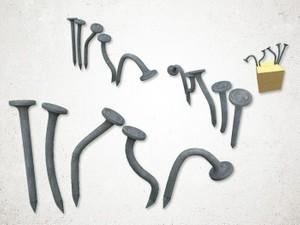 Nail - 3D Model