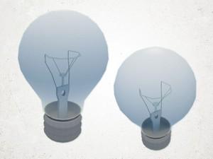 Light Bulb - 3D Model