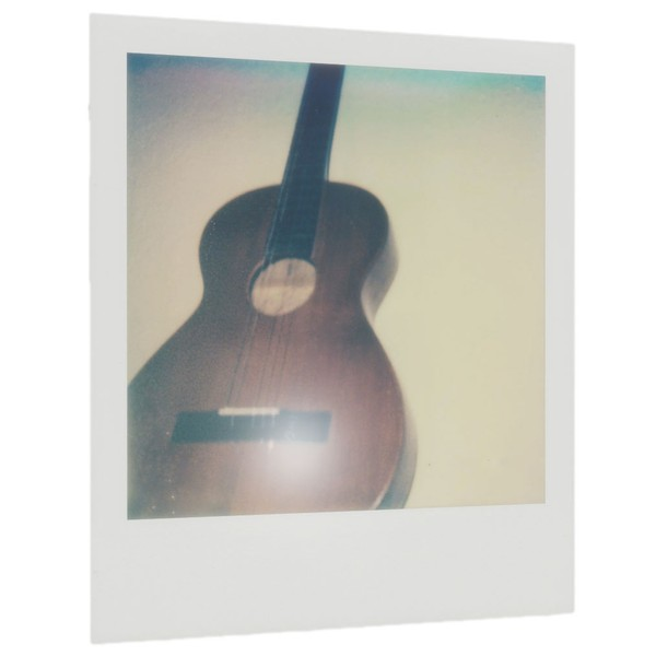 Polaroid (guitar) - PBR 3D Model