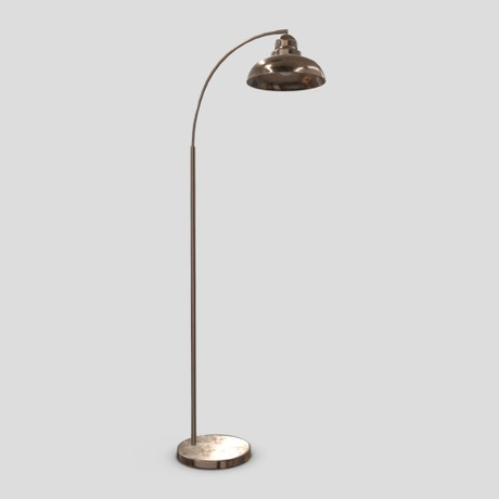 Standing Lamp 5 - low poly PBR 3d model