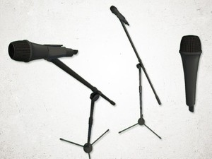 Microphone - 3D Model