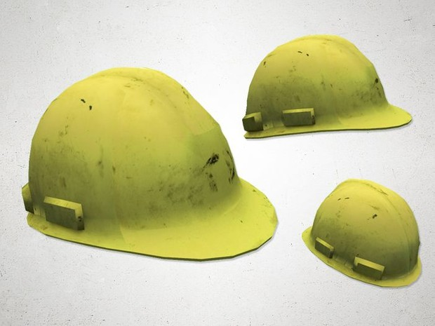 Helmet 3 - 3D Model