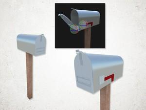 Mailbox - 3D Model