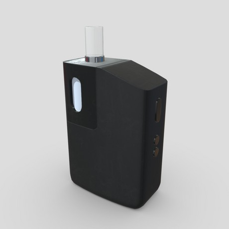Vaporizer - low poly PBR 3d model