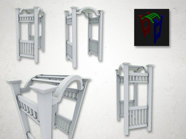Arbor - 3D Model