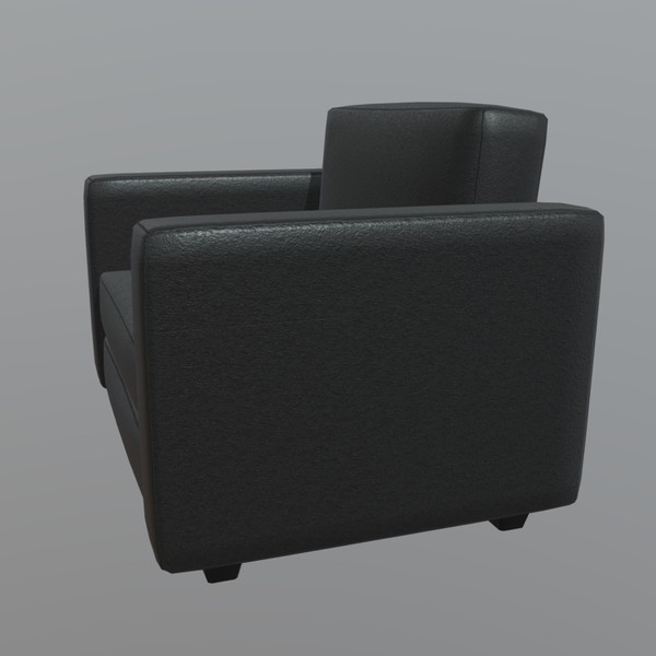 Sofa - PBR 3d model