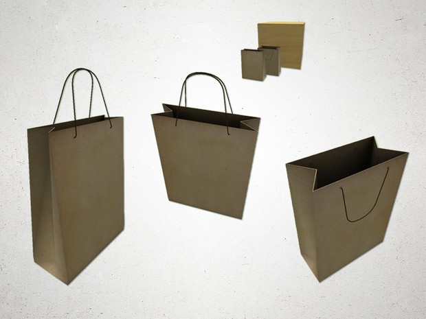 Shopping bag - 3D Model