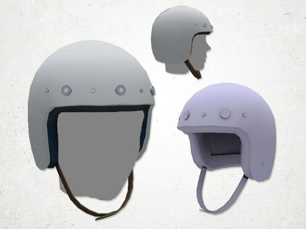Helmet 2 - 3D Model