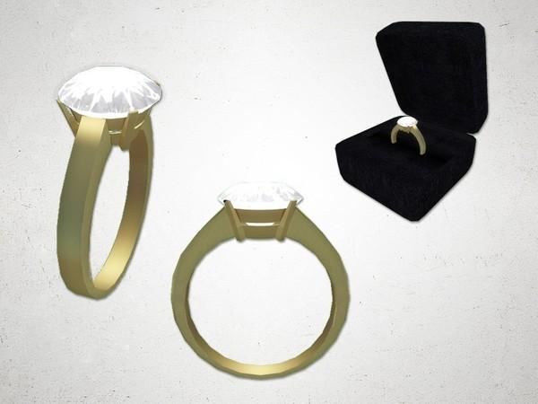 Ring - 3D Model