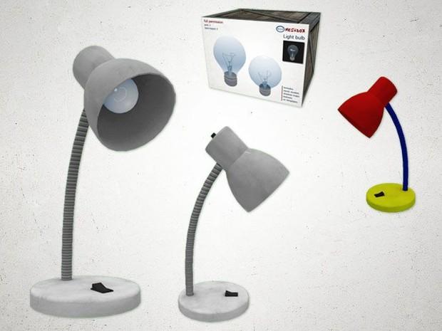 Lamp 2 - 3D Model