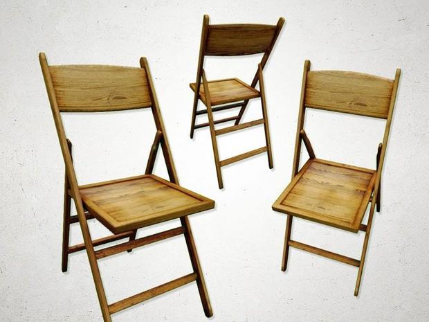 Folding Chair - 3D Model