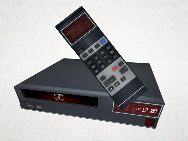 Video Recorder - 3D Model