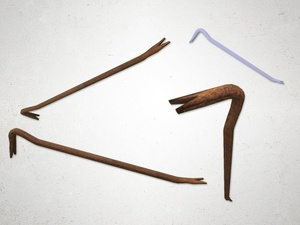 Crowbar - 3D Model