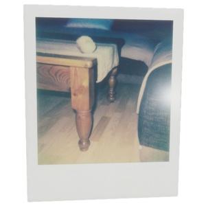 Polaroid (table) - PBR 3D Model