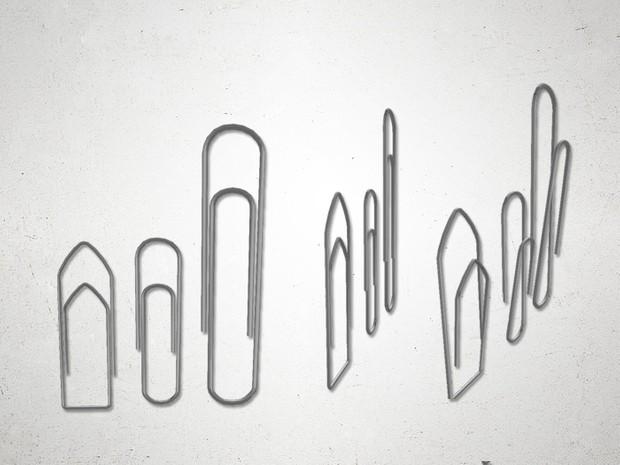 Paper Clip - 3D Model