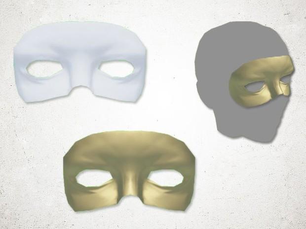 Mask - 3D Model
