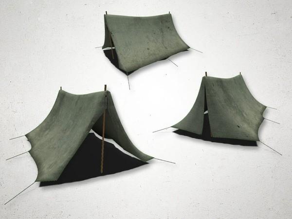 Tent - 3D Model