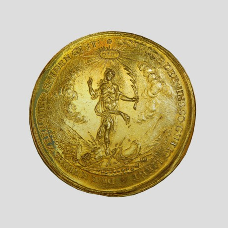 Gold Coin 2 - low poly PBR 3d model