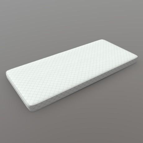 Mattress - low poly PBR 3d model
