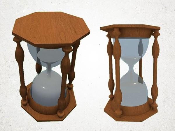 Hourglass - 3D Model
