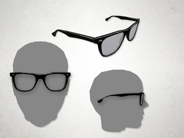 Glasses 2 - 3D Model