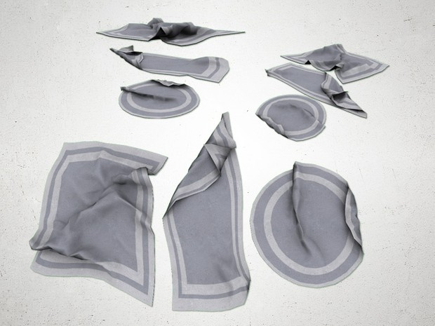 Rugs - 3D Model