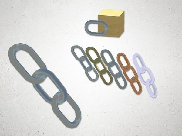 Chain - 3D Model