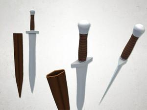 Sword - 3D Model