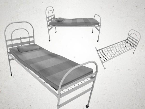 Bed - 3D Model
