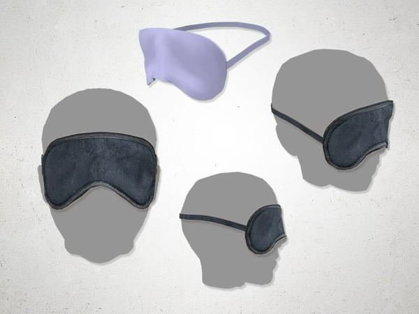 Eye Mask - 3D Model