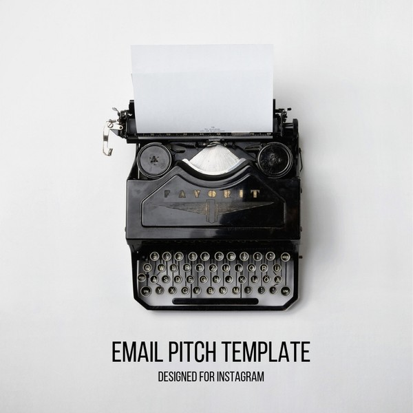Email Pitch Template + Guide [Land more paid jobs]
