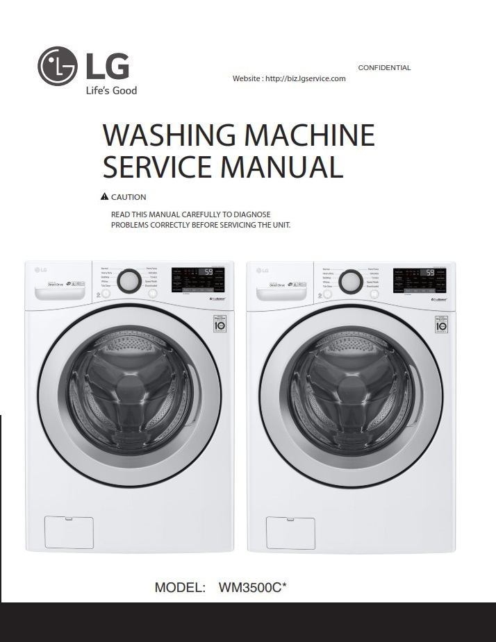 Lg Dryer User Manual