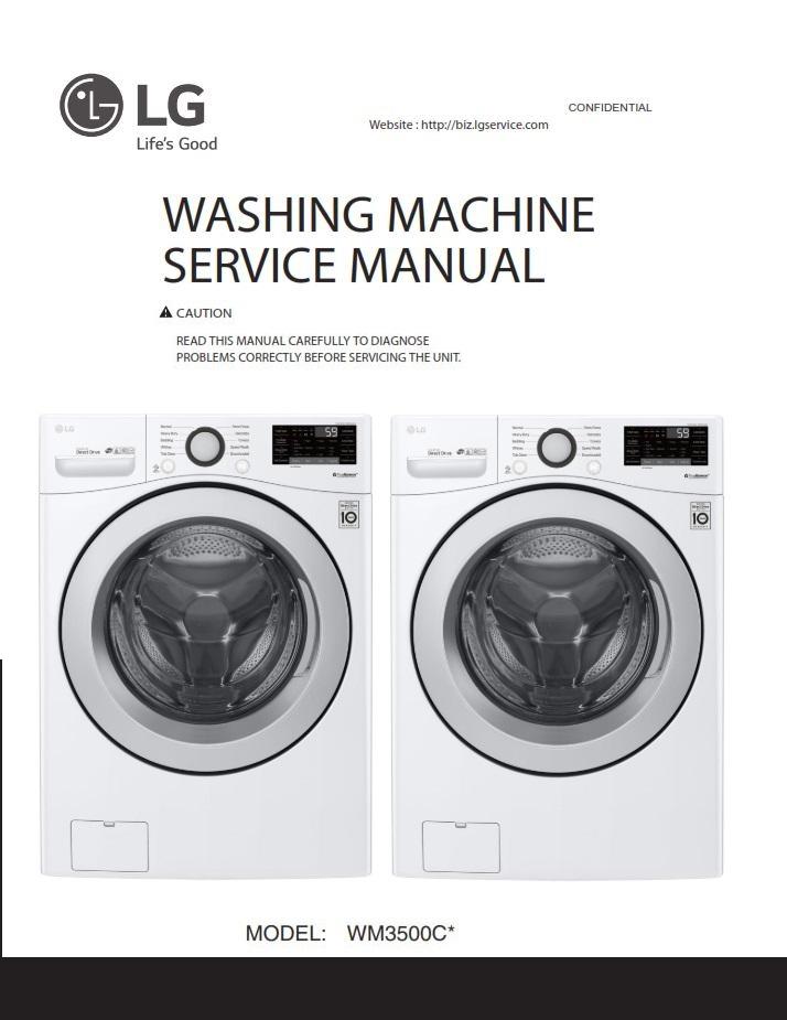 Lg Dryer User Manual