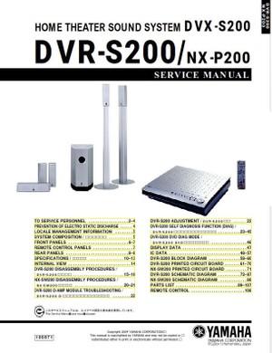 Philips Fidelio E5 CSS7235Y Speaker System Service Man