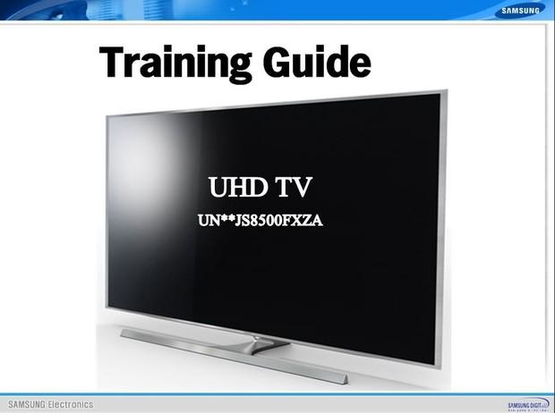 Samsung UN55JS8500 UN55JS8500F UN55JS8500FXZA 4K Ultra HD 3D Smart LED TV Service Manual