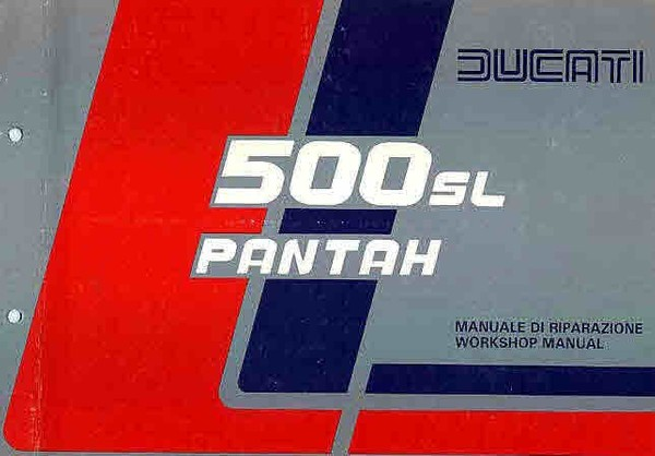 Ducatti Motorcycle Manuals for Mechanics